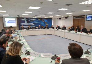 Συνεδρίαση Επιτροπής Σχεδιασμού Πολιτικής του νέου ΕΣΠΑ 2021-2027